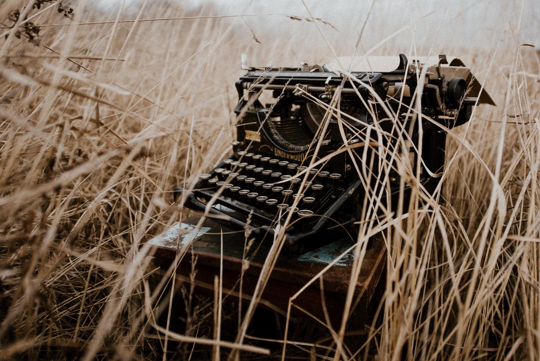Schreibmaschine-Ghostwritern-Wien